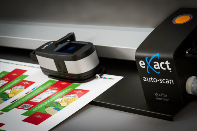X Rite Auto-scan